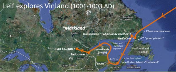 Leif Explores Vinland - Map 2.1